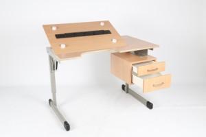 Verstellbaren Tisch